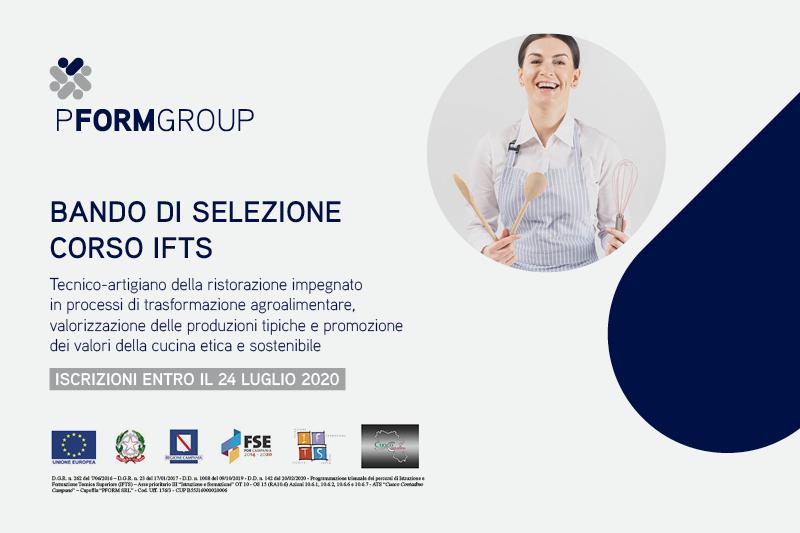 Bando IFTS Regione Campania PForm
