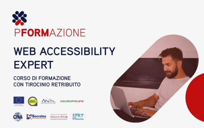 "Corso ""Web Accessibility Expert"""
