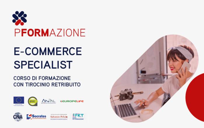 """Corso """"E-Commerce Specialist"""""""