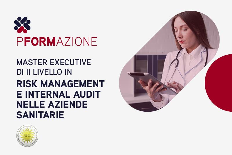 Master Executive di II livello in Risk Management e Internal Audit nelle Aziende Sanitarie